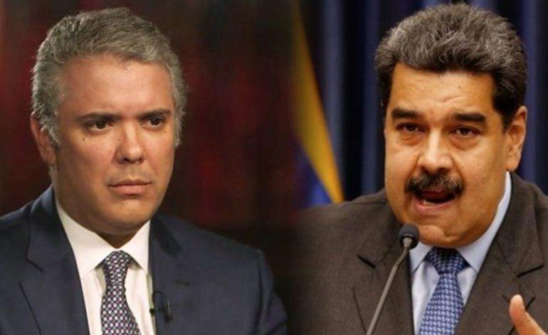 Iván Duque criticó a Maduro por ofrecer protección a los líderes fugados de las FARC