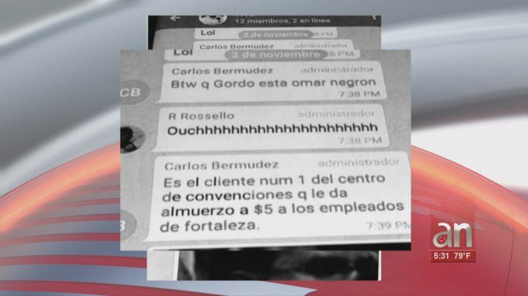 Revelan 97 nuevas páginas del polémico chat de Ricardo Rosselló