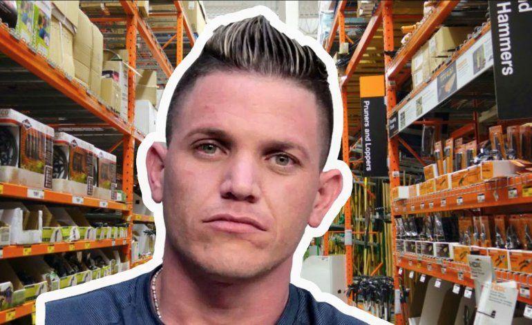 Arrestan a joven cubano de Hialeah por estar robando por 7 años en Home Depot