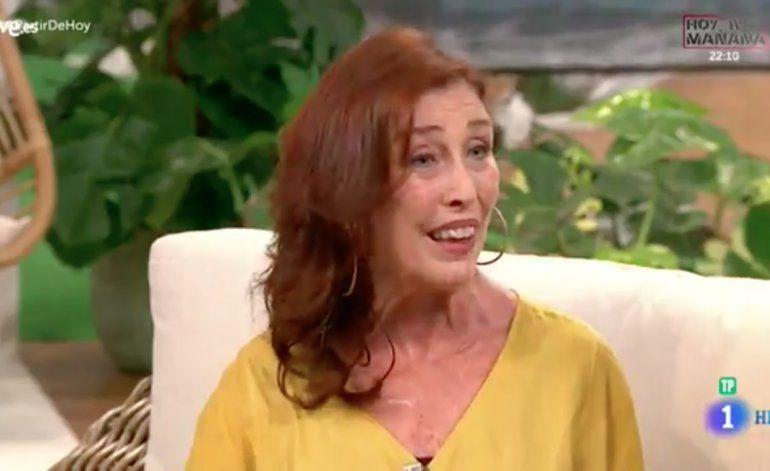 Los cubanos están hartos, asegura la actriz española Verónica Forqué