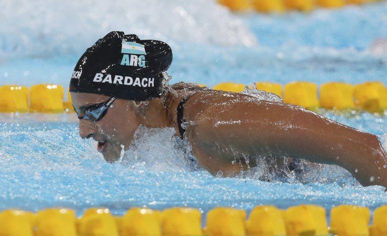 Épica jornada argentina en la natación de Lima