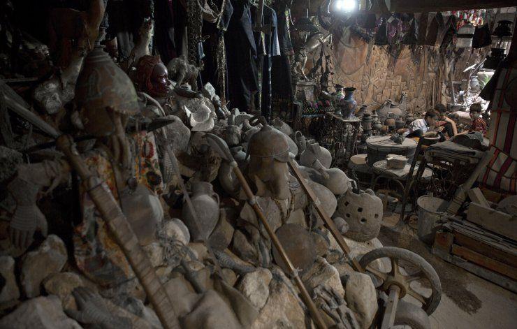 Gaza en apuros para preservar rica herencia arqueológica