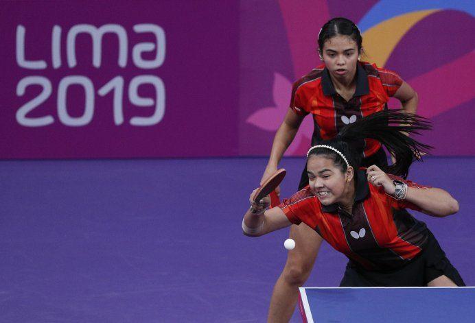Otro oro de boricua Díaz en tenis de mesa