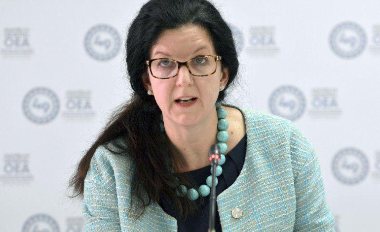 Renuncia la principal diplomática de EEUU para Latinoamérica