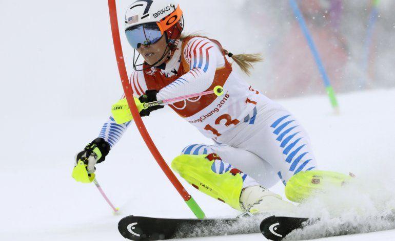 Lindsey Vonn más ocupada que nunca tras dejar de esquiar