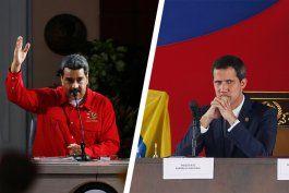 el dictador venezolano nicolas maduro aseguro hace unas horas que se reunio con el presidente interino juan guaido