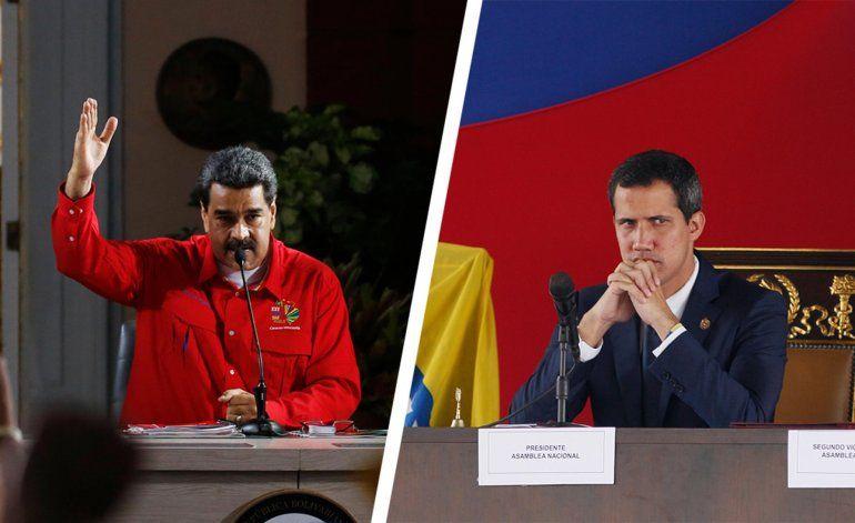 El dictador venezolano Nicolás Maduro aseguró hace unas horas que se reunió con el presidente interino Juan Guaido