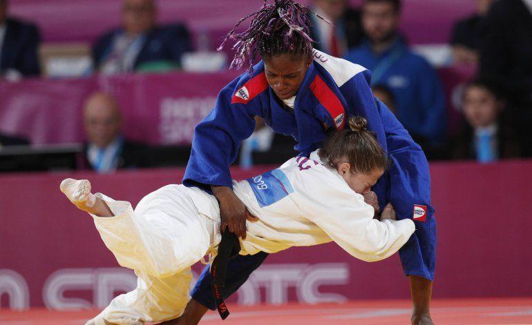 Una lesión vence a la argentina Pareto en el judo de Lima