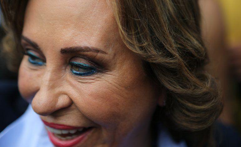Sandra Torres podría ser la primera presidenta de Guatemala