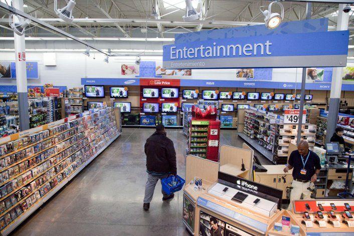 EEUU: Walmart quita imágenes de videojuegos violentos