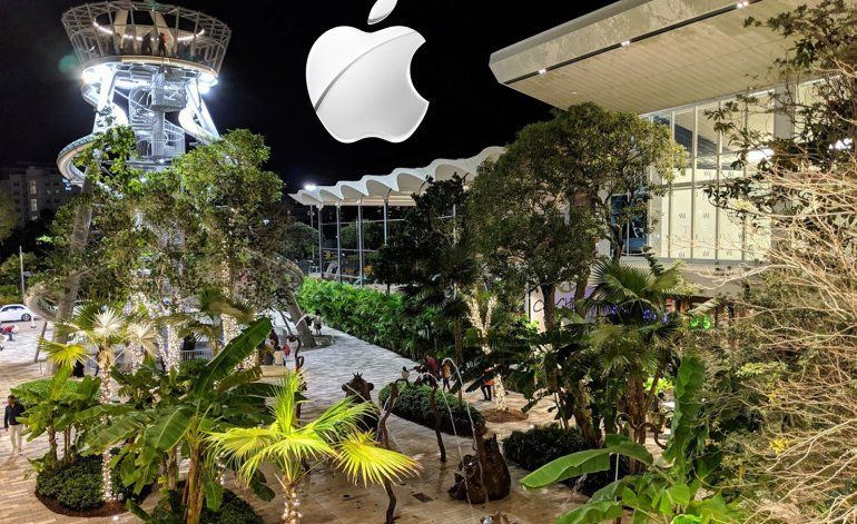 Apple inaugura nueva tienda en el centro comercial de Aventura