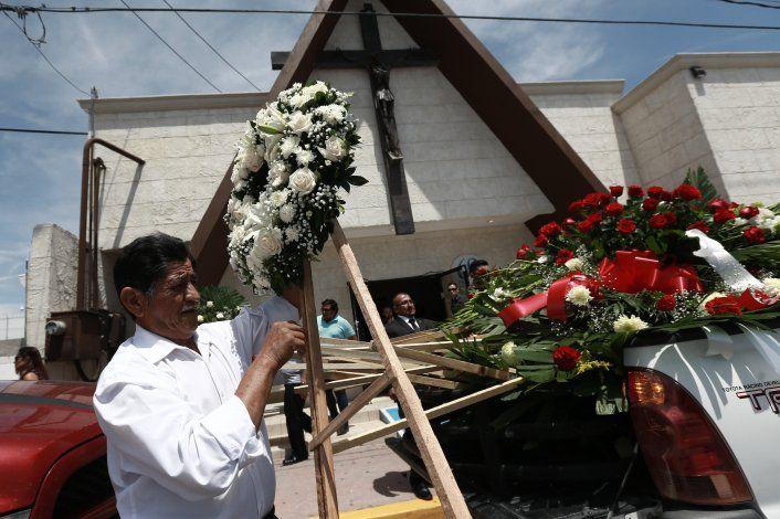 """Realizan marcha de """"unidad"""" tras la matanza en El Paso"""