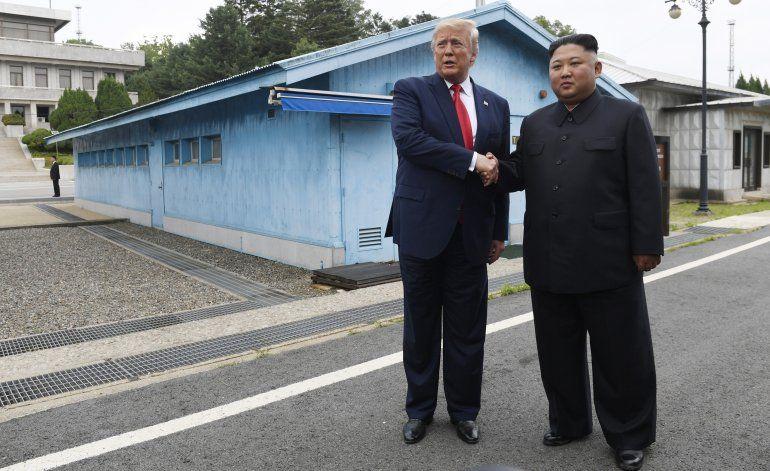Trump: Kim quiere volver a reunirse, se disculpa por misiles