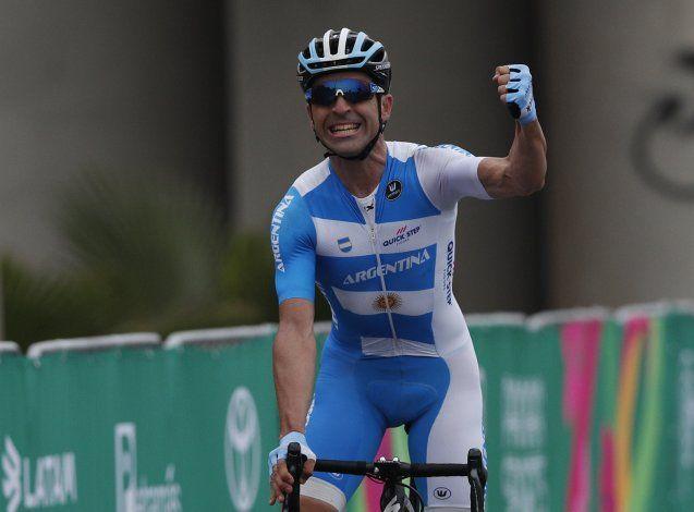 Argentino Richeze, monarca de ciclismo de ruta en Lima