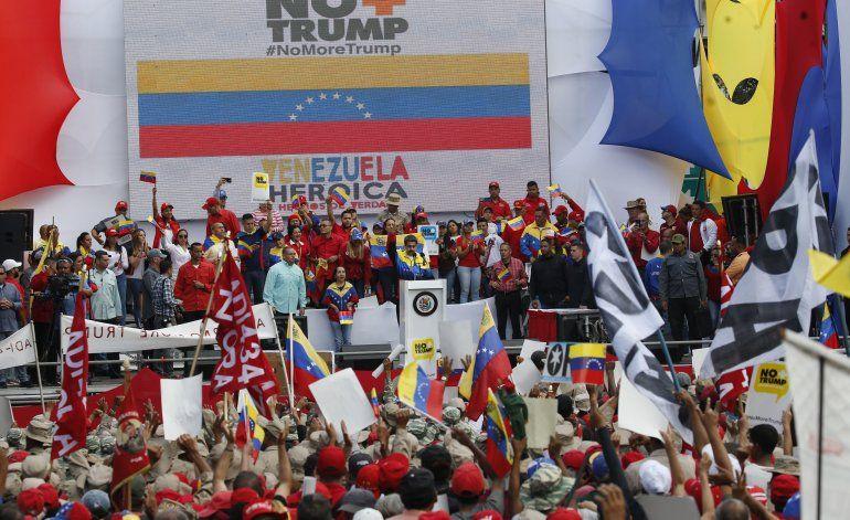 Venezuela: Presidente Maduro se muestra dispuesto al diálogo
