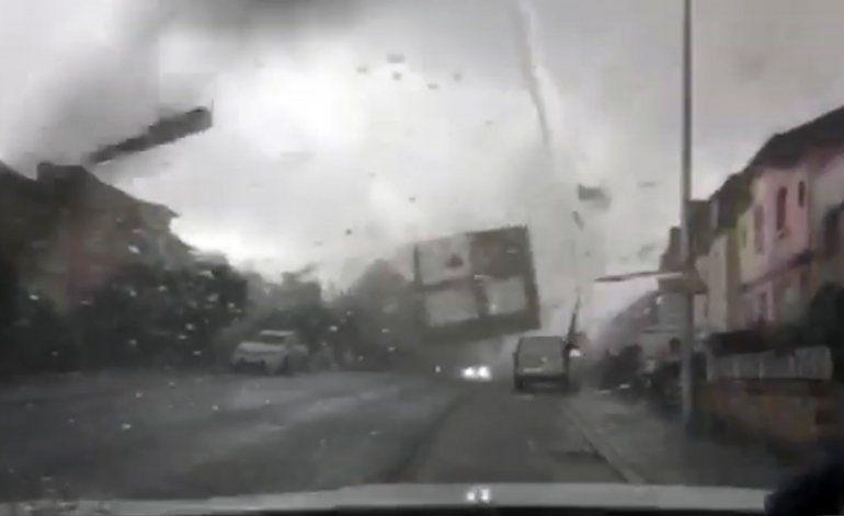 Primer ministro de Luxemburgo promete ayuda tras tornados