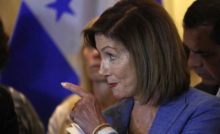 Pelosi: Reforma migratoria es trabajo oficial del Congreso