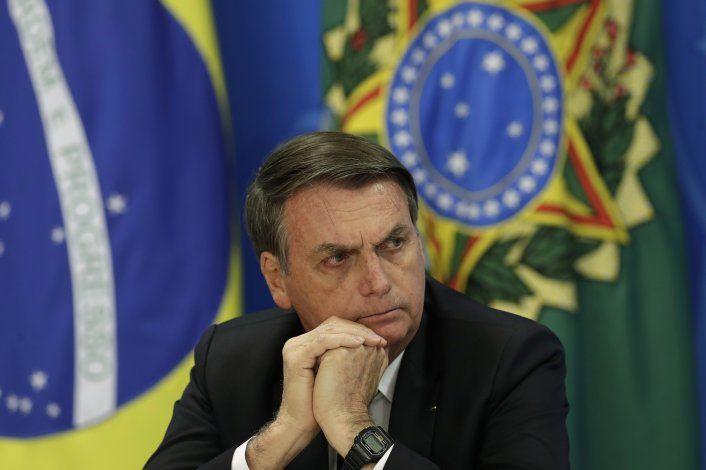 Bolsonaro desestima donativo alemán para la Amazonia