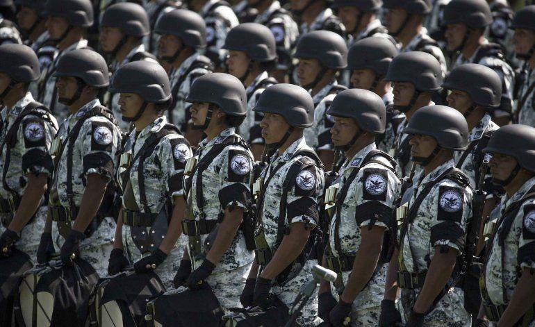 Muere efectivo de la Guardia Nacional de México en tiroteo