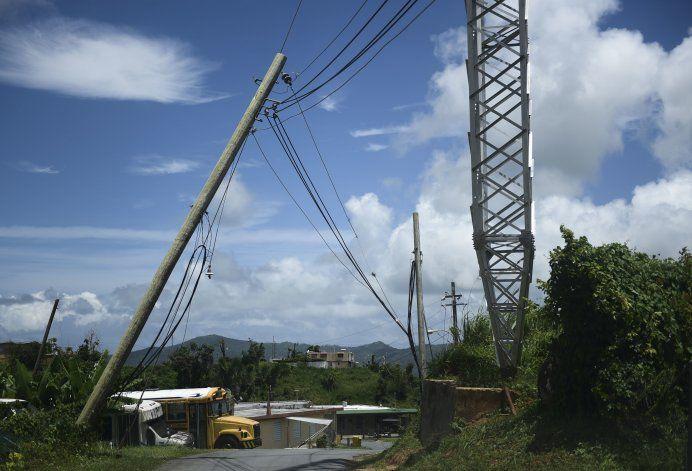 Puerto Rico: Gobernadora cancela contrato de red eléctrica