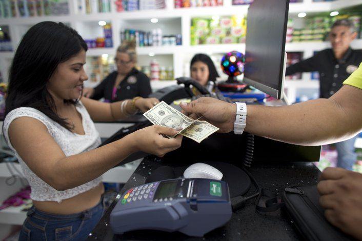 La moribunda economía venezolana se toma un respiro
