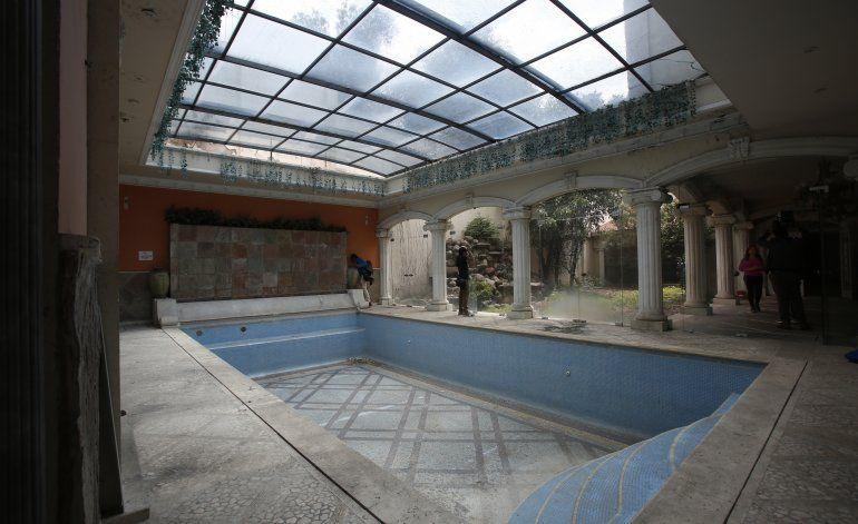 México subasta mansión de empresario chino-mexicano