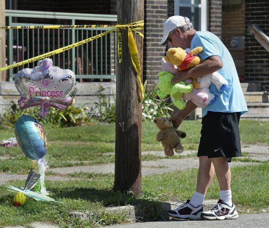 Mueren 5 niños al incendiarse centro infantil de Pensilvania