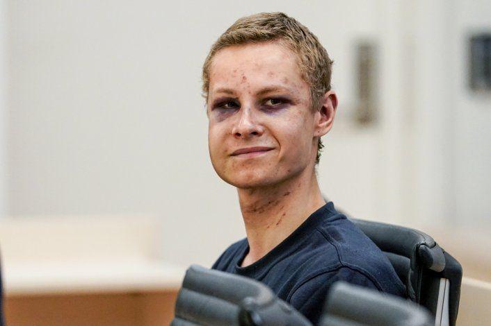 Noruega: Sospechoso de terrorismo acude a la corte