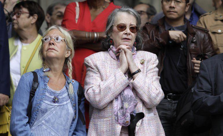 Estrellas francesas dicen adiós a cineasta Jean-Pierre Mocky