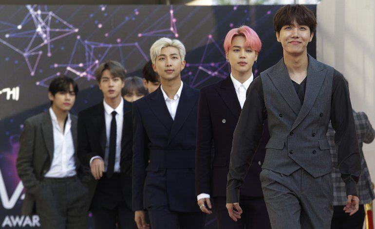 "Grupo de K-pop BTS se toma una ""larga"" pausa"