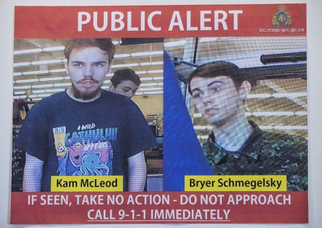 Canadá: Policía cree que jóvenes prófugos se suicidaron