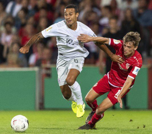 Bayern abre defensa de Copa Alemana con triunfo ante Cottbus