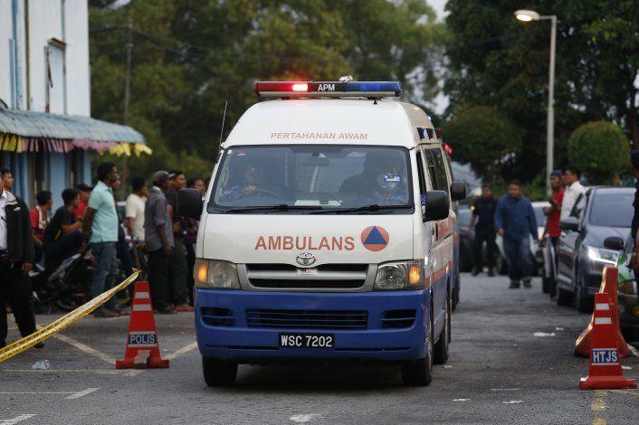 Malasia: identifican cuerpo de joven británica desaparecida