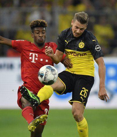 Dortmund preparado para retar dominio del Bayern