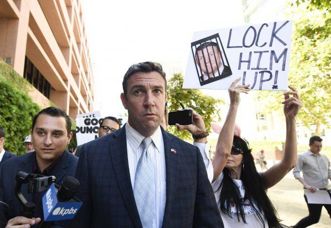 Piden demorar juicio por corrupción para congresista de EEUU