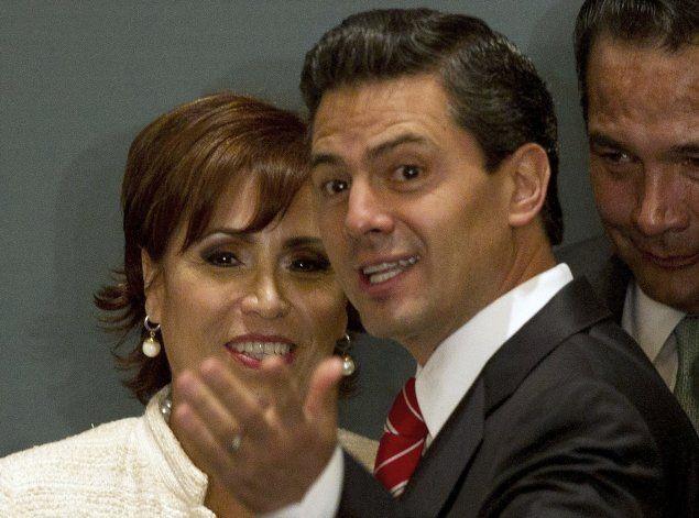 Prisión preventiva a exsecretaria de Peña Nieto en México