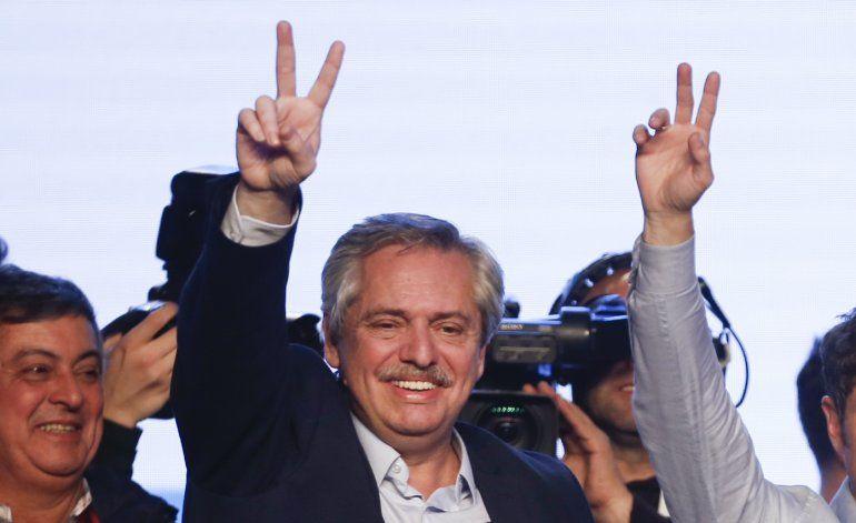 Opositor argentino da pistas sobre posible política exterior