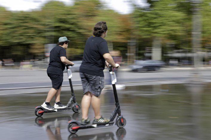 Europa hace frente al fenómeno de las patinetas eléctricas