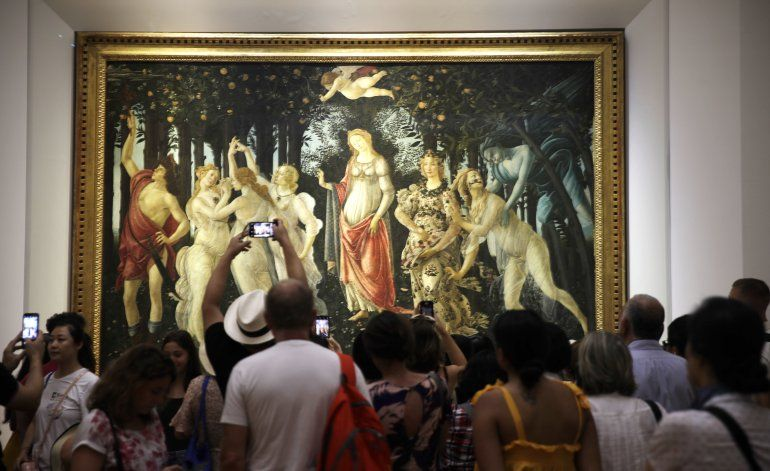 ¿Populismo frenará el renacimiento de los Uffizi?