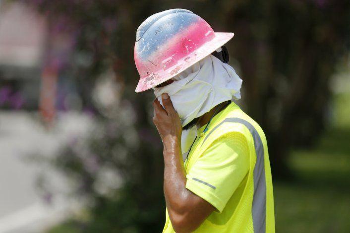 Un calor sofocante abruma el sureste de EEUU