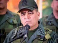 ministro de la defensa de regimen de maduro asegura que no habra cambio en venezuela