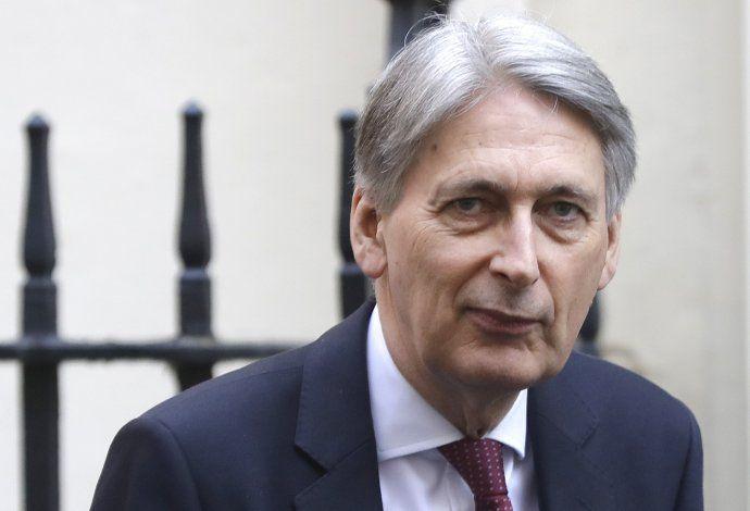 """Exjefe Tesoro: """"gente no electa"""" busca un Brexit sin acuerdo"""