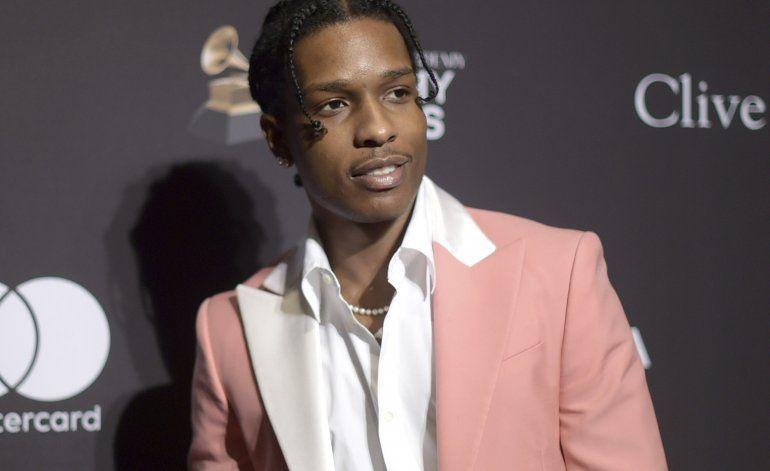 A$AP Rocky es hallado culpable de ataque, no irá a prisión
