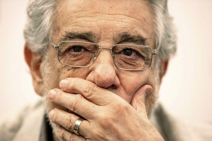 LO ÚLTIMO: Dos sopranos españolas elogian a Plácido Domingo