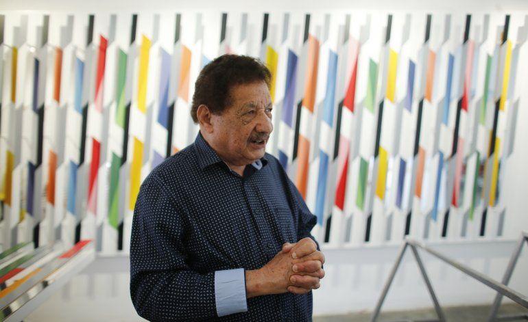 Juvenal Ravelo es la memoria viva del cinetismo en Venezuela