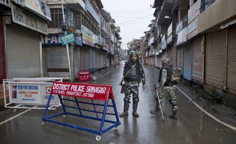 Reportero vuelve a Cachemira y encuentra miedo y malestar