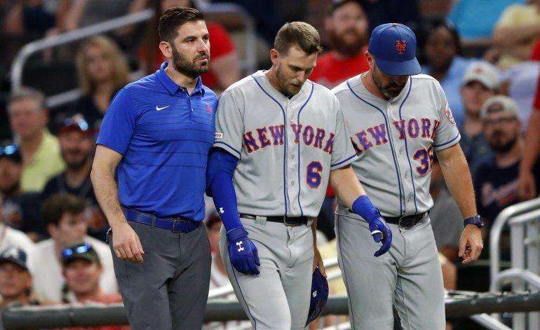 Mets coloca a Jeff McNeil en la lista de lesionados