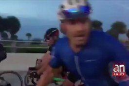 discusion entre dos cubanos de miami termina en balacera y deja un ciclista muerto en key biscayne
