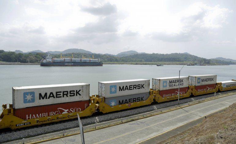Canal de Panamá en alza pese a tensión comercial China-EEUU