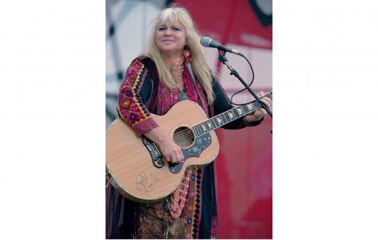 Melanie rememora Woodstock, y que no recibió un centavo